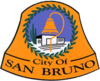Official seal of San Bruno