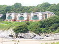 Seaside Development at Caswell Bay - geograph.org.uk - 1480393.jpg