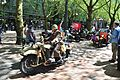 Seattle - VE Day 72nd anniversary celebrations - 12 - motorcycles.jpg