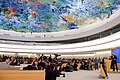 Secretary Kerry Concludes Address to Delegates at the UN Human Rights Council Chamber in Switzerland (16071591574).jpg