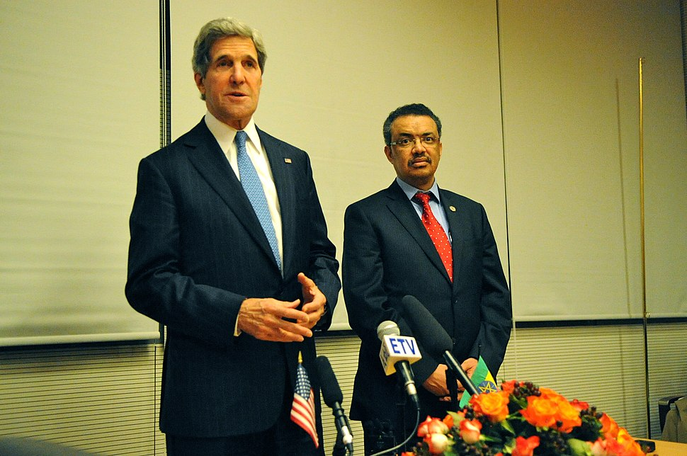 Secretary Kerry and Ethiopian Foreign Minister Adhanom Hold a News Conference in Addis Ababa (3)