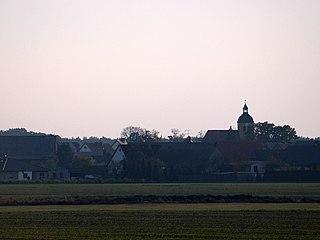 Selbitz (Elbtal) Stadtteil of Kemberg in Saxony-Anhalt, Germany