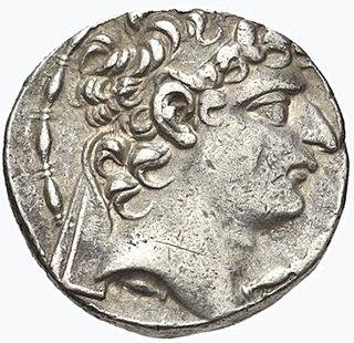 Seleucus VI Epiphanes King of Syria