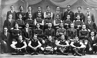 Adelaide Footy League - Semaphore Central FC (current Port District FC), 1914 Premiers