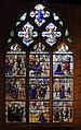 Semur en Auxois-Collégiale Notre-Dame-Vitrail de la chapelle Sainte Barbe-20110304.jpg
