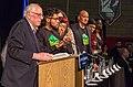 Sen. Bernie Sanders and Neighborhoods Organizing for Change Panel at -BlackForumMN (24895156791).jpg