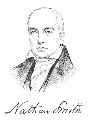 Nathan Smith (senator) - Image: Senator Nathan Smith
