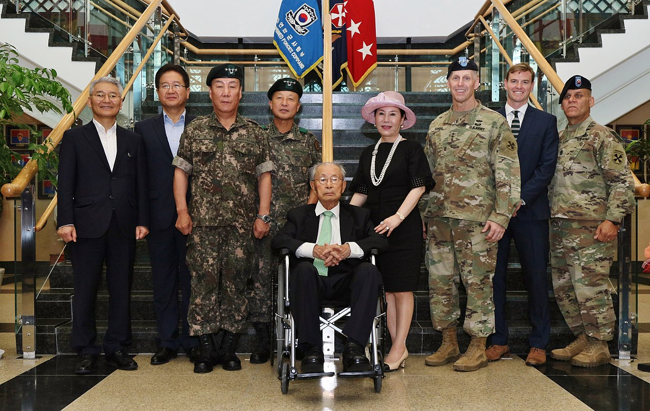 File:Senior leaders of Eighth Army and Republic of Korea-U.S. ...