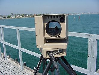 Microbolometer - The FLIR Systems ThermoVision SENTRY Infrared Imaging System utilizes a 320×240 microbolometer array.