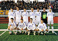 Serbian White Eagles CSL 2006 final squad.jpg