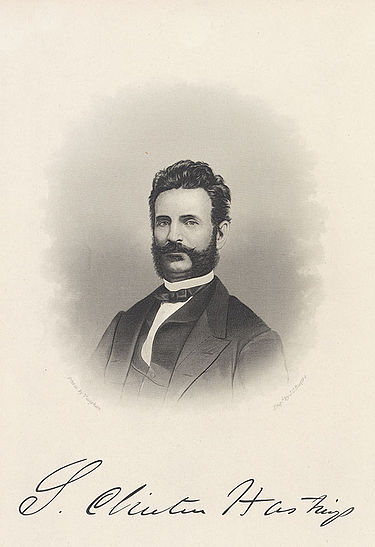Serranus Clinton Hastings as a young man Serranus Clinton Hastings by John Chester Buttre.jpeg