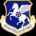 Seventeenth Air Force - Emblem