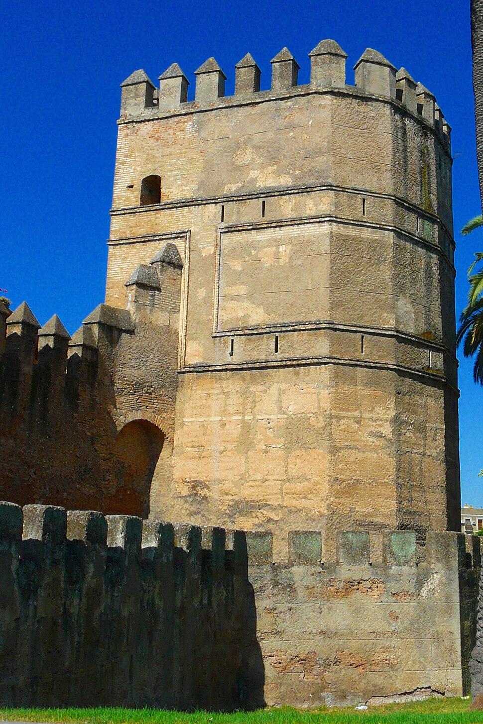 Seville muraille macarena