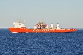 Die Sewmorput am 25.Februar 2020 in der Ostsee