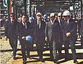 Shah visits AbadanPetrochemical.jpg