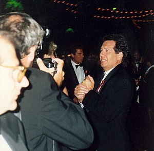 Garry Shandling - Shandling at the 1992 Emmy Awards