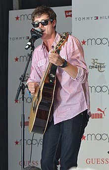 alt=Description de l'image Shane Harper 2011.jpg.