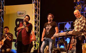 Shankar–Ehsaan–Loy - Shankar-Ehsaan-Loy at Idea Rocks India, Bangalore (6 April 2012)