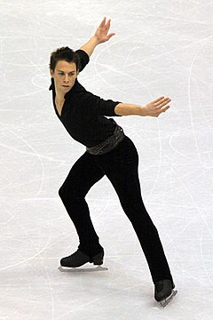 Shawn Sawyer at the 2009 Skate America (1).jpg