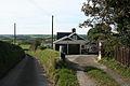 Shebbear, lane by Hollygrove - geograph.org.uk - 590918.jpg