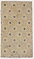 Sheet with overall pattern of flowers and dots Met DP886603.jpg