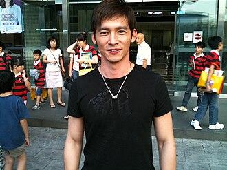 James Wen - 1 August 2010 in Taiwan