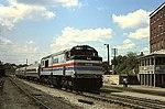Shenandoah at Martinsburg station, June 1977.jpg
