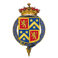 Shield of arms of Charles Chetwynd-Talbot, 2nd Earl Talbot, KG, PC, FRS.png