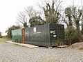 Shipping containers as changing rooms, Murntown - geograph.org.uk - 1274661.jpg