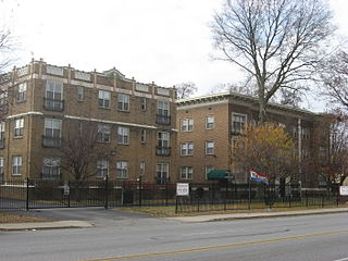 Shortridge–Meridian Street Apartments Historic District