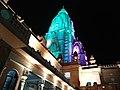 Shri Viswanath Temple, BHU, Varanasi, shining.jpg