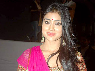 Bhageeratha (film) - Shriya Saran was selected as lead heroine marking her first collaboration with Ravi Teja.