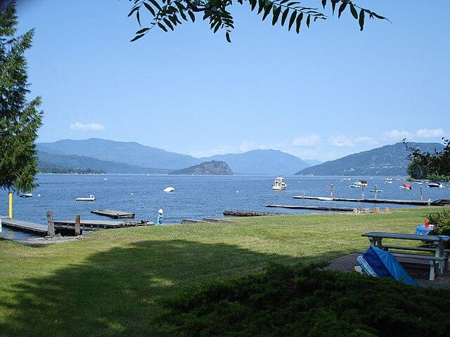 Shuswap Lakes