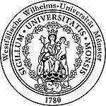 Siegel der Universität Münster