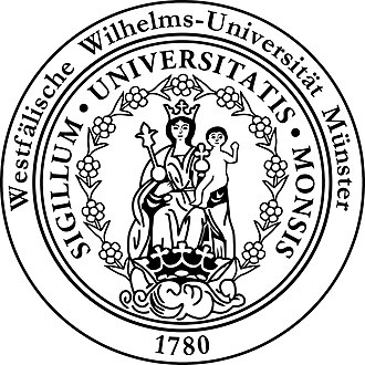 University of Münster - The seal of University of Münster