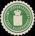 Siegelmarke Amt Güntersberge W0367947.jpg
