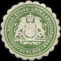 Siegelmarke Fürstl. Reuss. Evang.-Luth. Landesseminar Schleiz W0311191.jpg