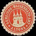 Siegelmarke Gemeinde-Waisenrats-Amt Altona W0311340.jpg