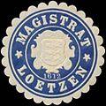 Siegelmarke Magistrat Loetzen W0356111.jpg