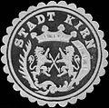 Siegelmarke Stadt Kirn W0313391.jpg