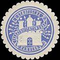 Siegelmarke Staedtische Elektricitaetswerke W0325819.jpg
