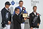 Siegerehrung GCT Vienna Masters 2013 7626.jpg
