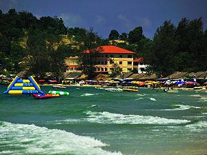 Sihanoukville Province - Ochheuteal Beach