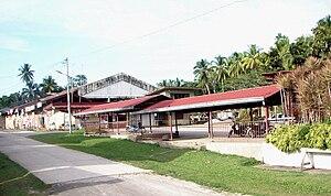 Sikatuna, Bohol - Public market of Sikatuna