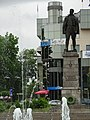 Silistra main sqare monument.jpg