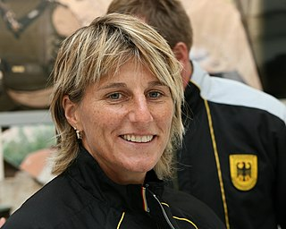Silke Rottenberg Association footballer