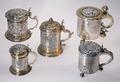 Silver, XLII - 42. Bägare - Hallwylska museet - 39332.tif