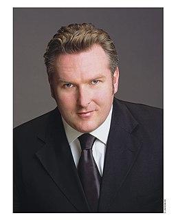 Simon ONeill New Zealand opera tenor
