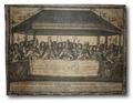 Sindone su seta - Il vero ritratto del Santissimo Sudario del Nostro Salvatore Giesu Christo. Torino, Giovanni Boglietto, 1685 circa.png