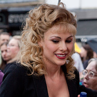 Siobhan Dillon English actress and singer